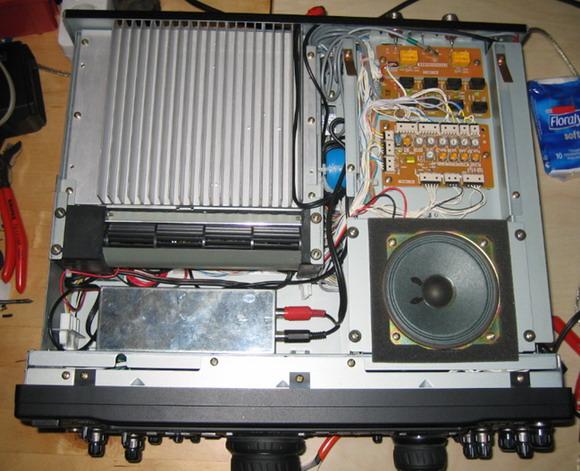 Bandscope Modification Yaesu FT1000MP