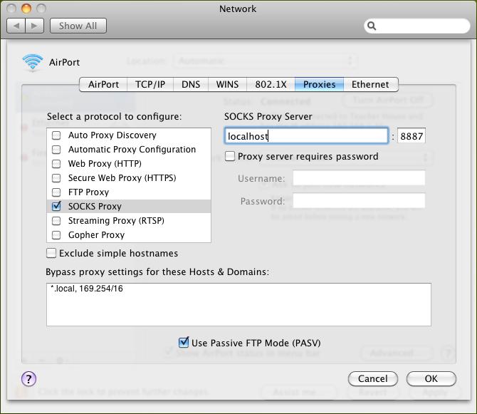 Quick & Easy: VPN through SSH Tunnel