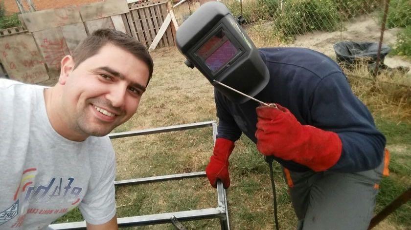 EC1KR & DH1TW soldering